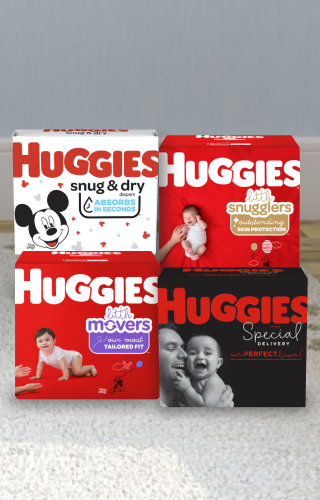 $3 Huggies Coupon