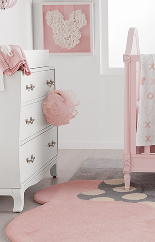 Huggies® Rewards Pink Nursery Sweepstakes