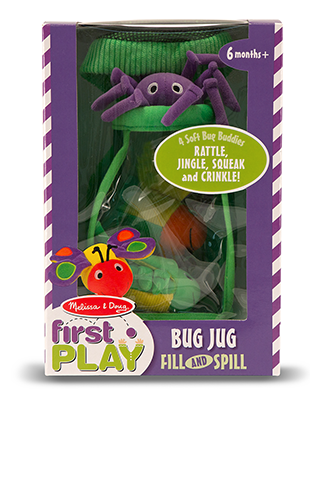 Melissa & Doug Bug Jug Fill and Spill